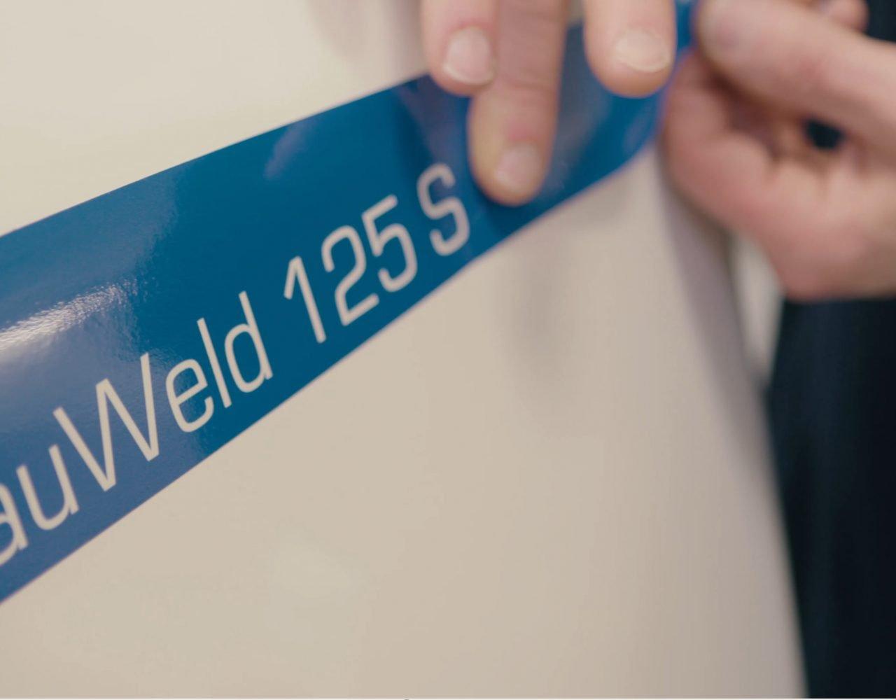 TauWeld 125s