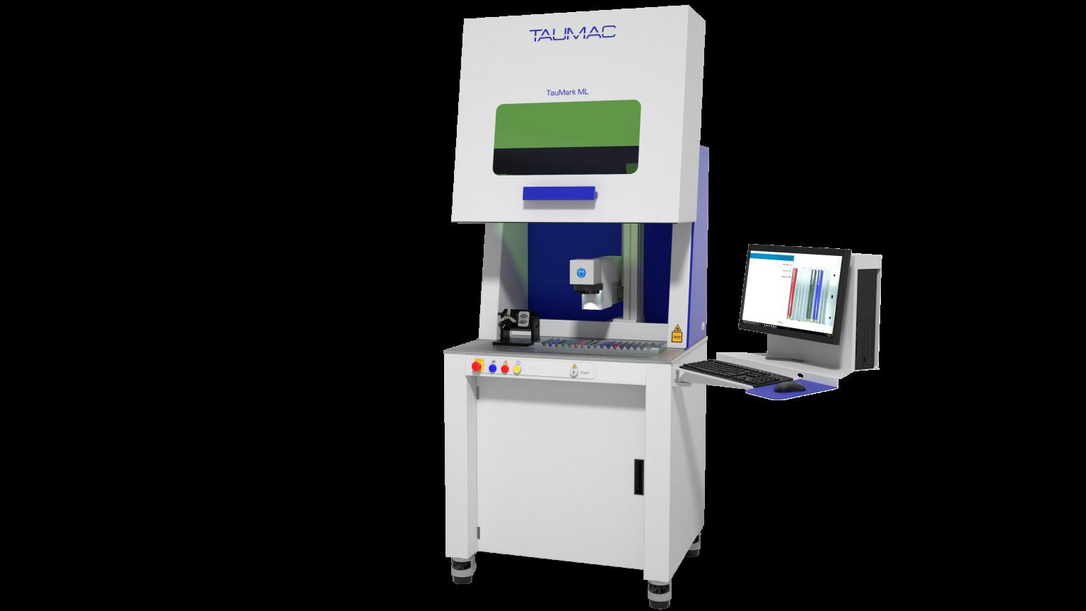 marcatrice laser TAUMARK serie ML